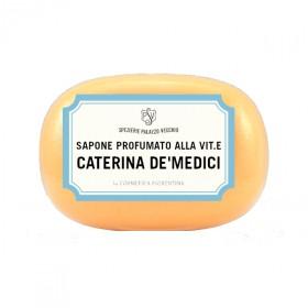 CATERINA DE' MEDICI - PARFUMED SOAPS VIT.E