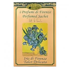 IRIS DI FIRENZE TALCO DELICATO - Scented Paper