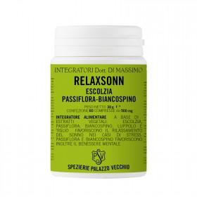 RELAXSONN Escolzia -  Passiflora - Biancospino