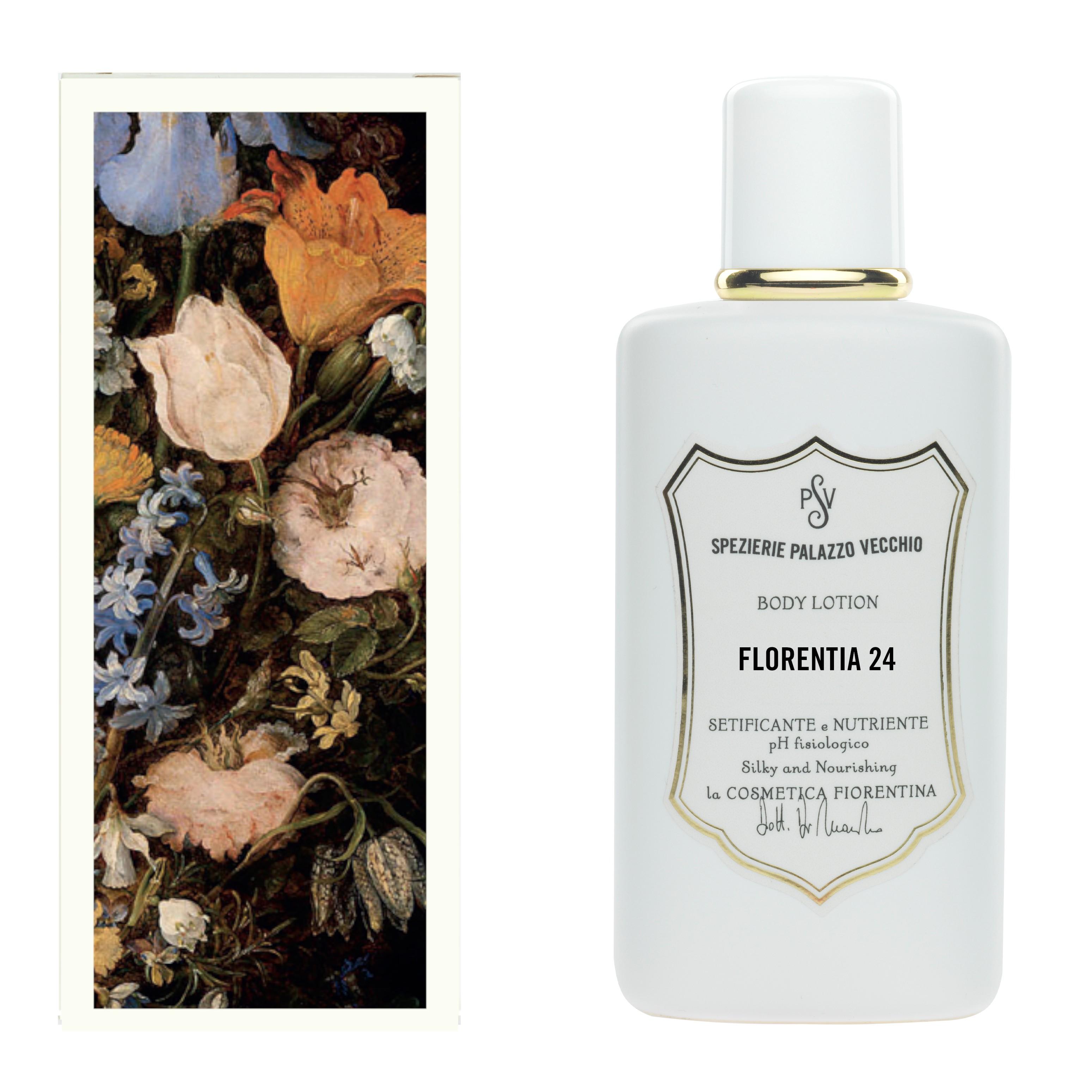 Perfumed Salts FLORENTIA 24 ROSA E FIORI