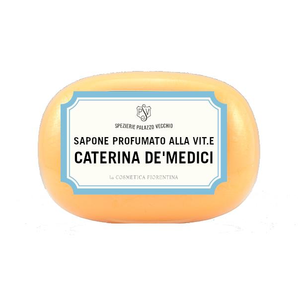 CATERINA DE' MEDICI - PARFUMED SOAPS VIT.E-0