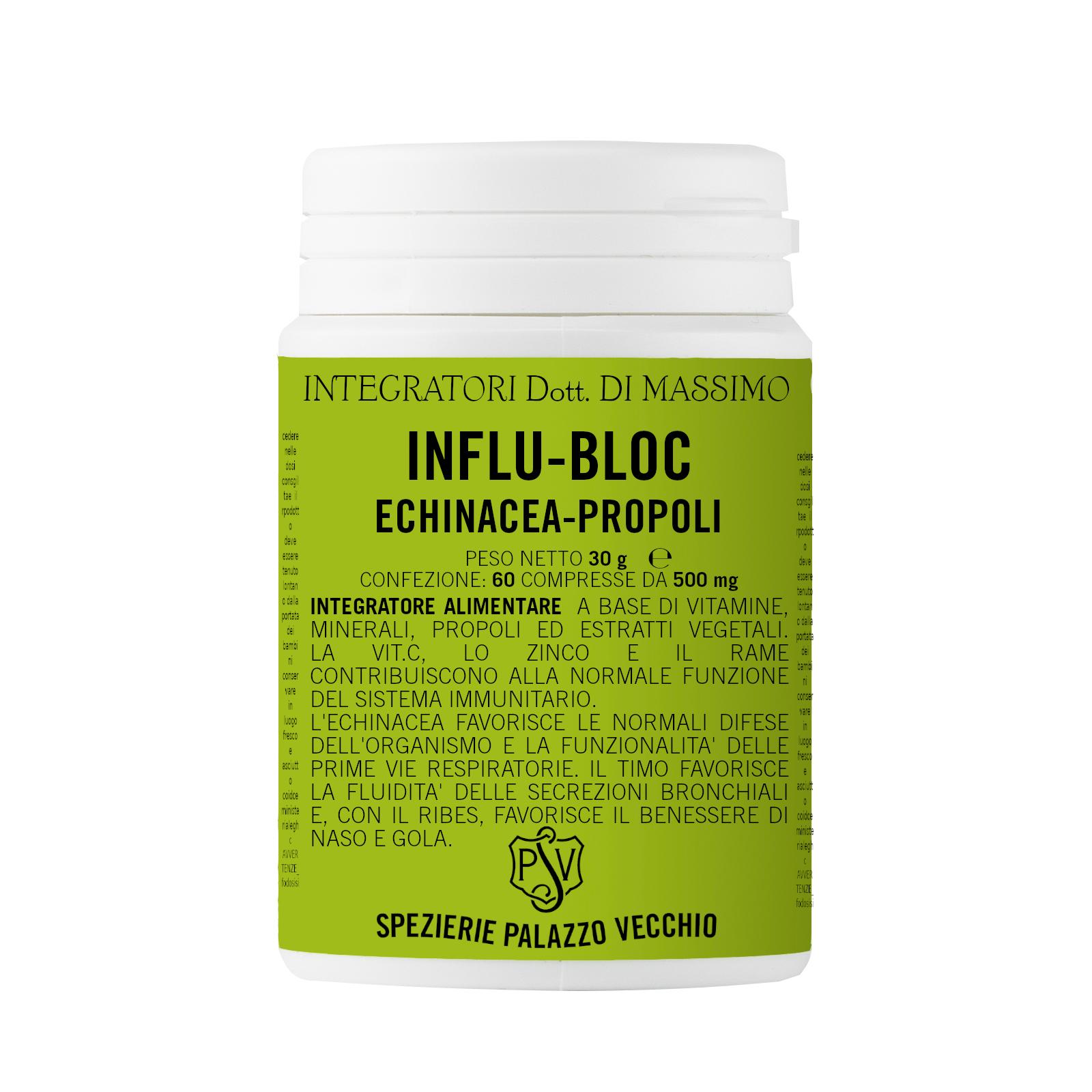 INFLU - BLOC Echinacea - Propoli-0