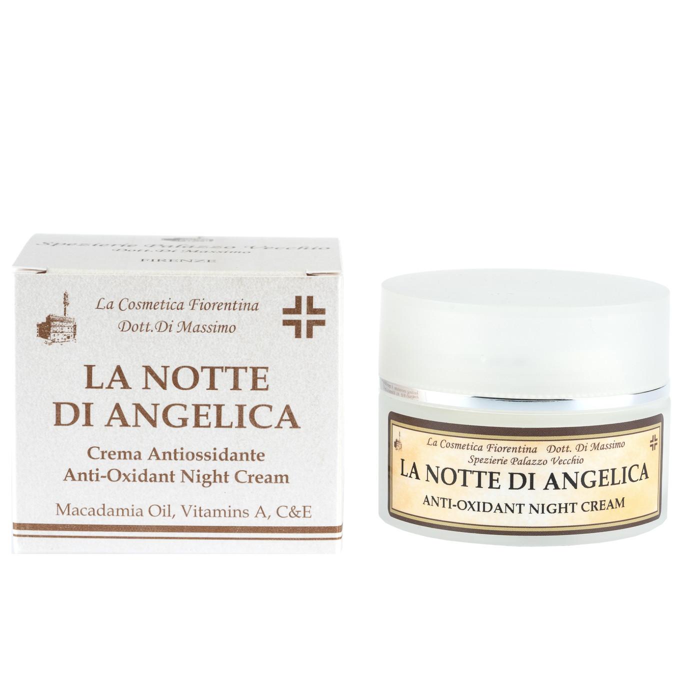 LA NOTTE DI ANGELICA - ANTI-OXIDANT NIGHT CREAM -0