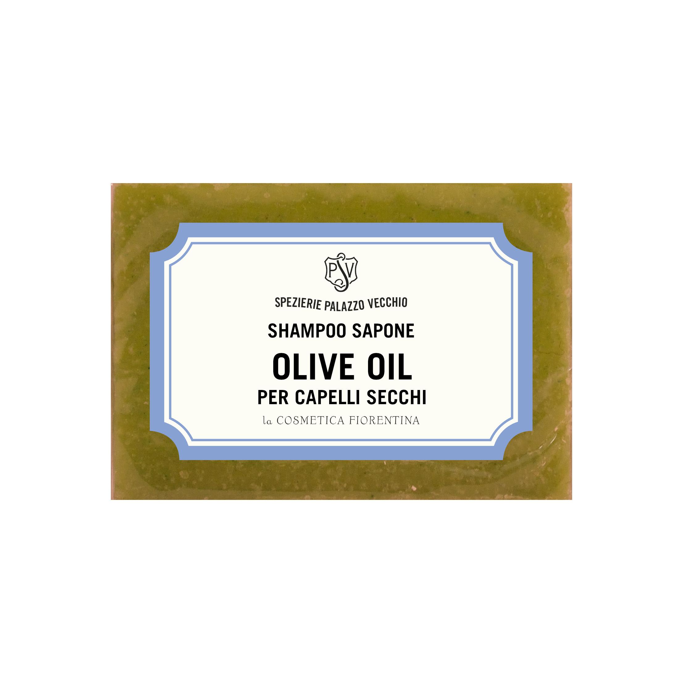 OLIVE OIL BIOSHAMPOO BAR SOAP-0