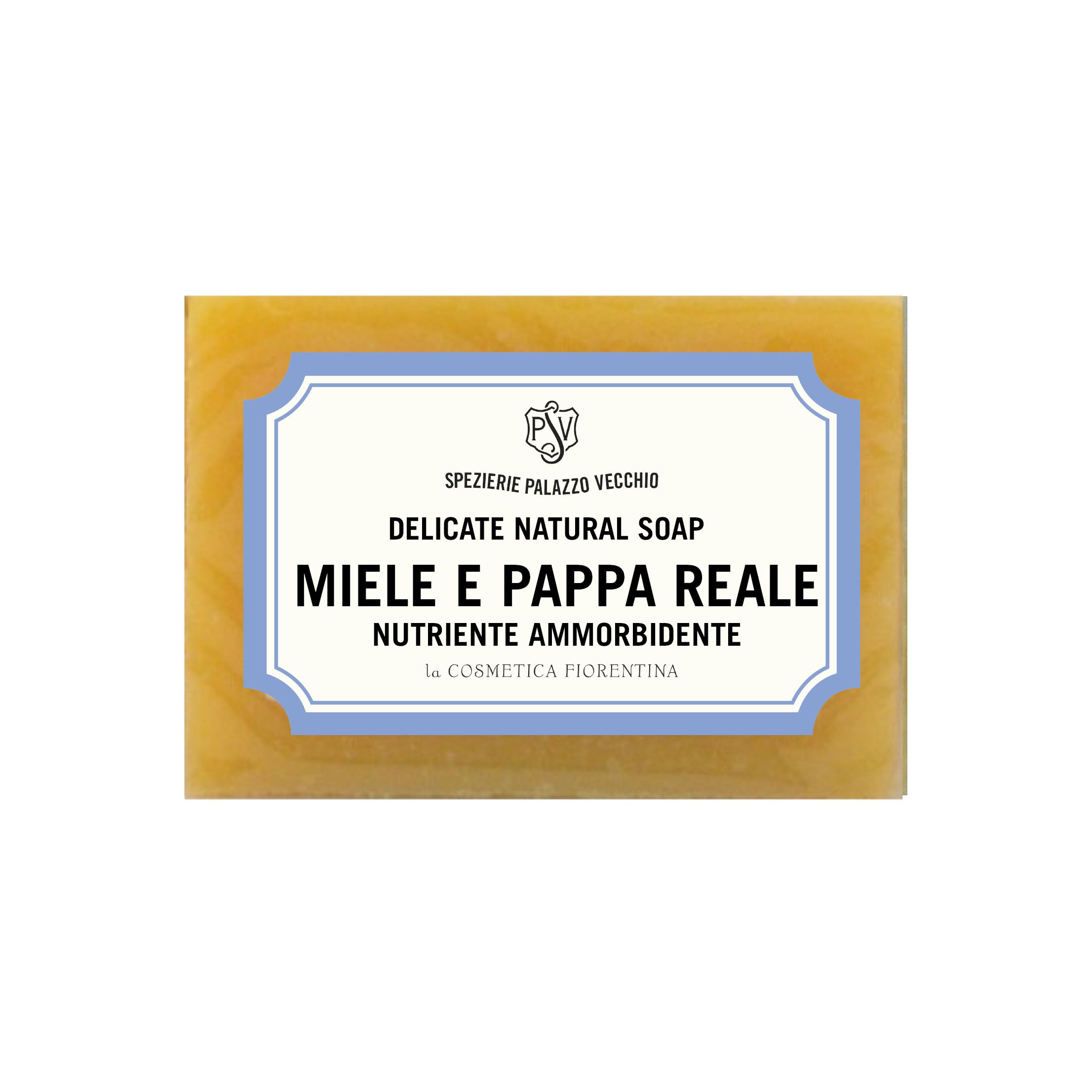 MIELE E PAPPA REALE BIOSAVON-0