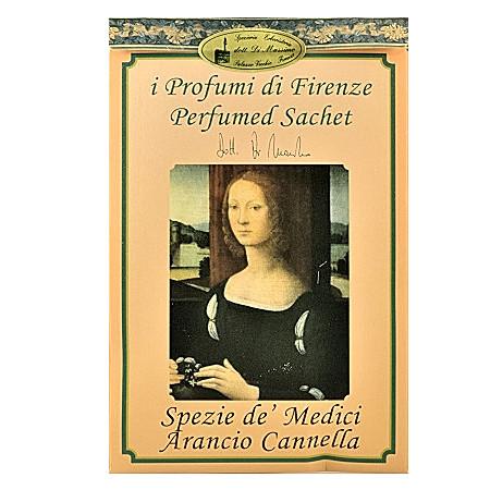 SPEZIE DE' MEDICI ARANCIO CANNELLA - Scented Paper-0
