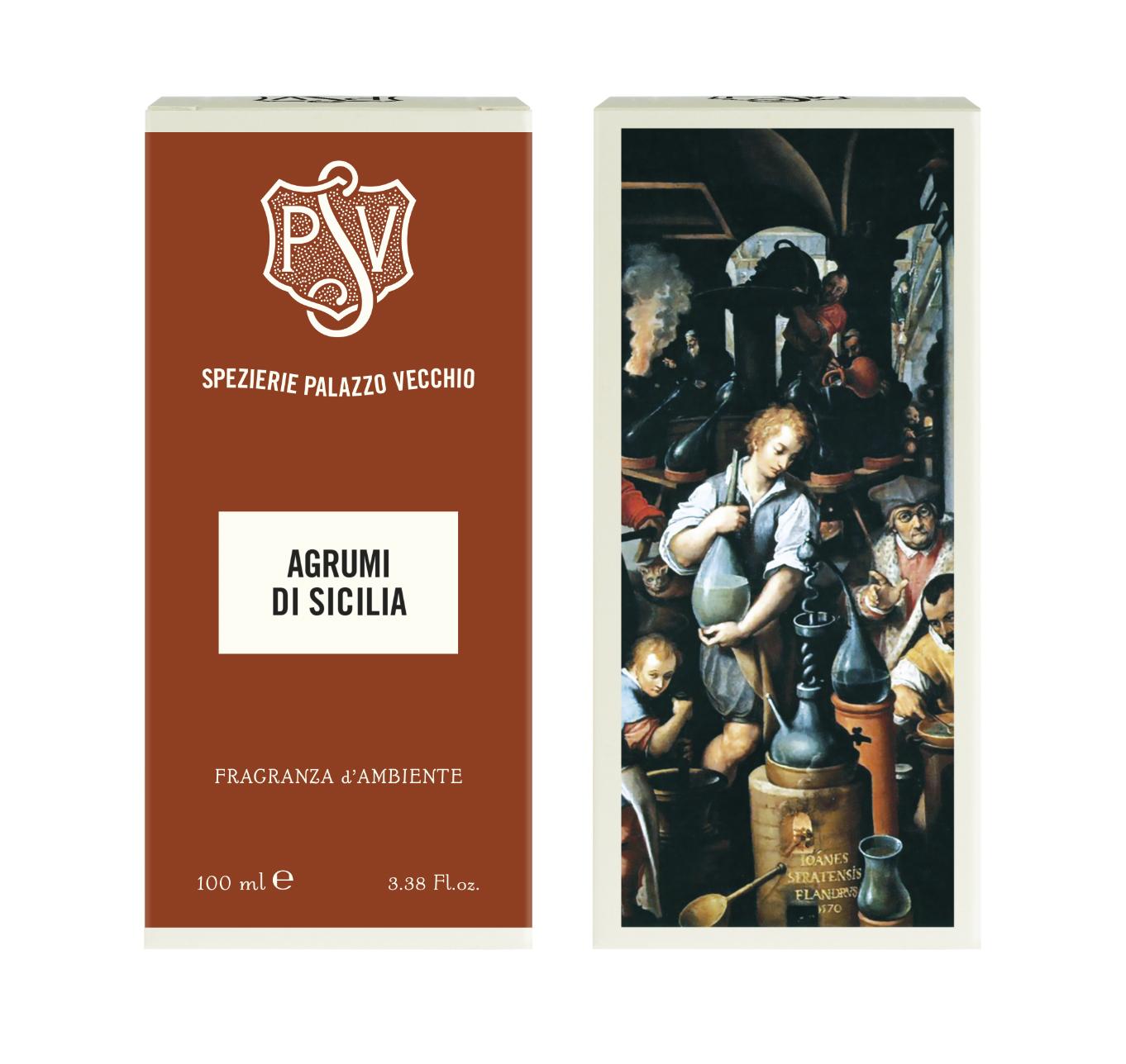 AGRUMI DI SICILIA - Home Fragrance-4522
