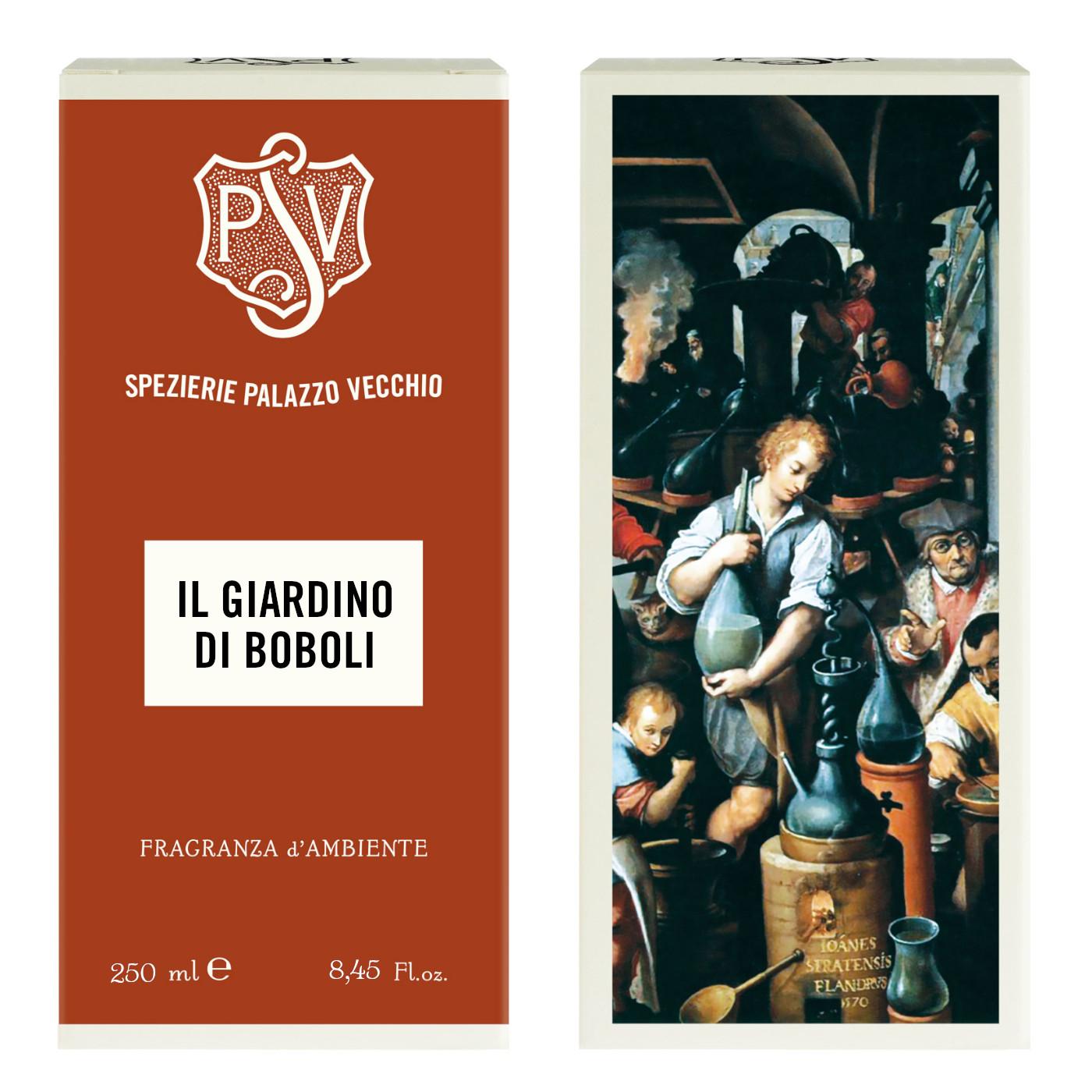 IL GIARDINO DI BOBOLI - Home Fragrance-4508
