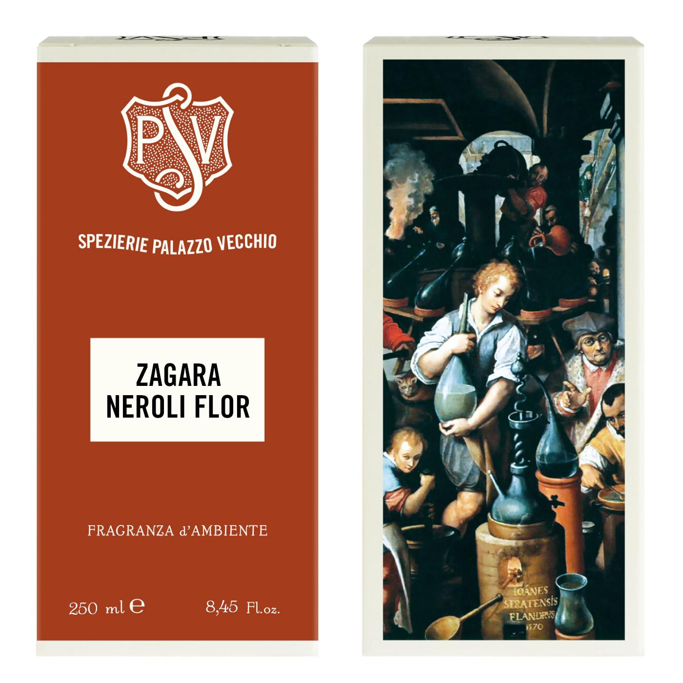 ZAGARA NEROLI - Home Fragrance-4503