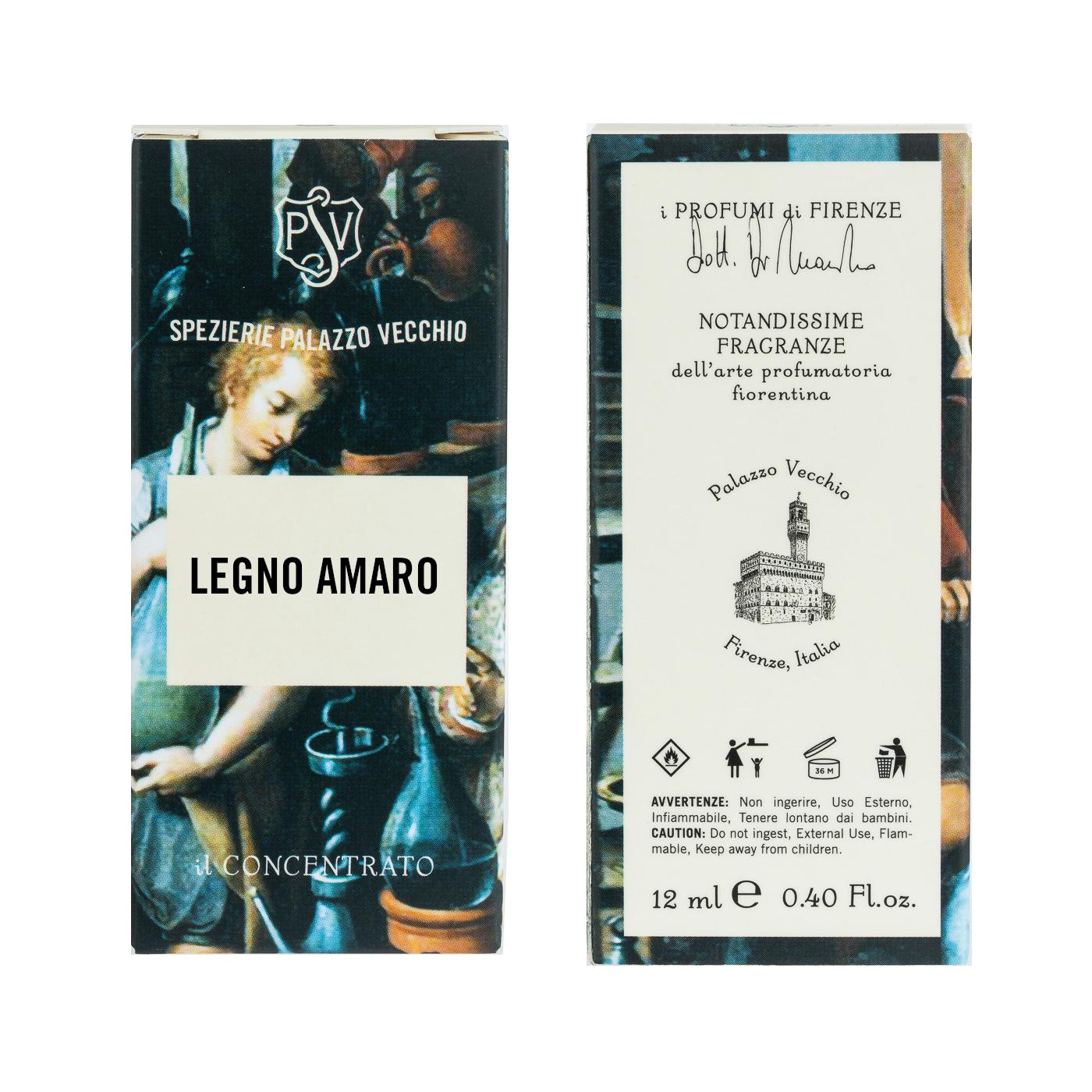 LEGNO AMARO - Il Concentrato-3804
