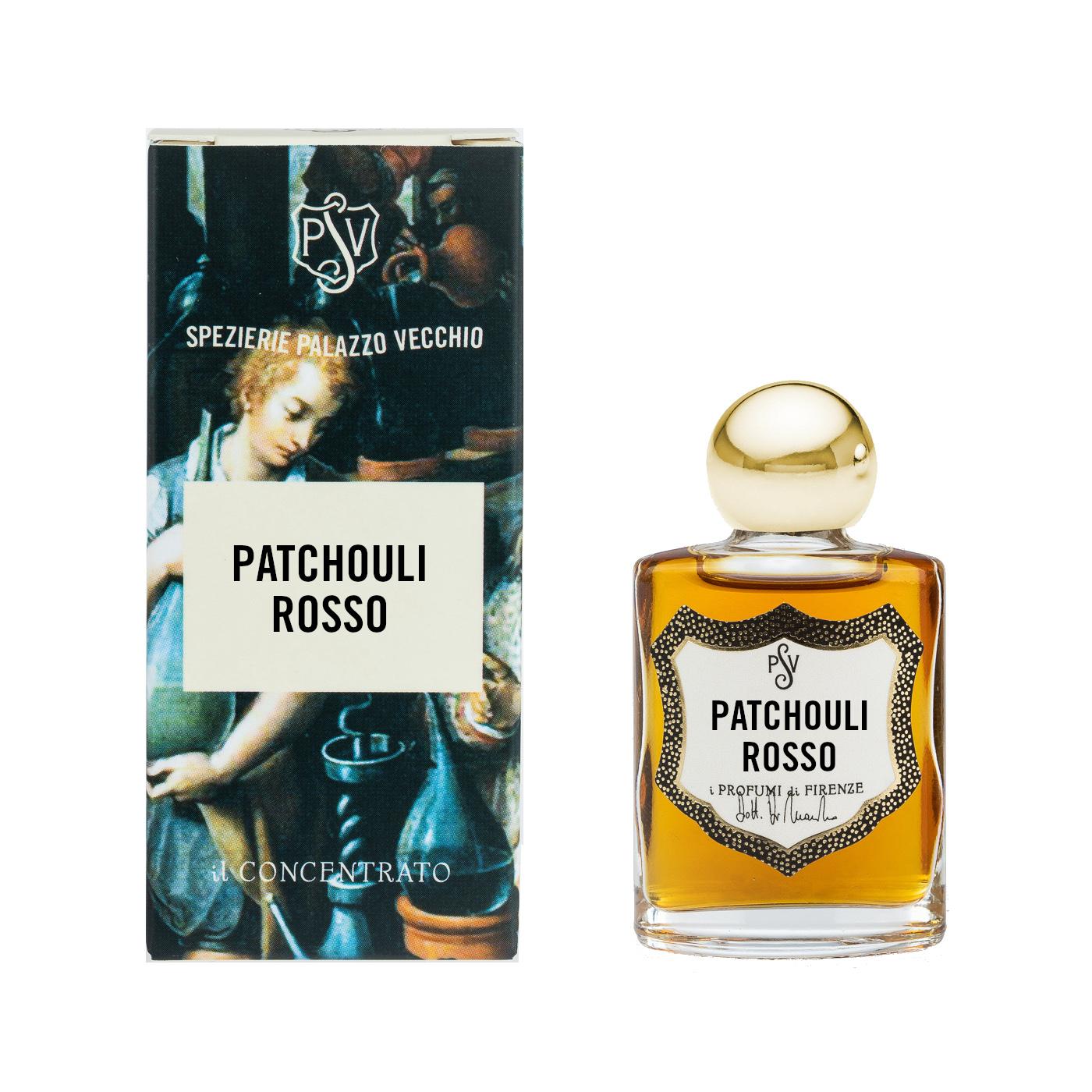 PATCHOULI ROSSO - Il Concentrato-3811