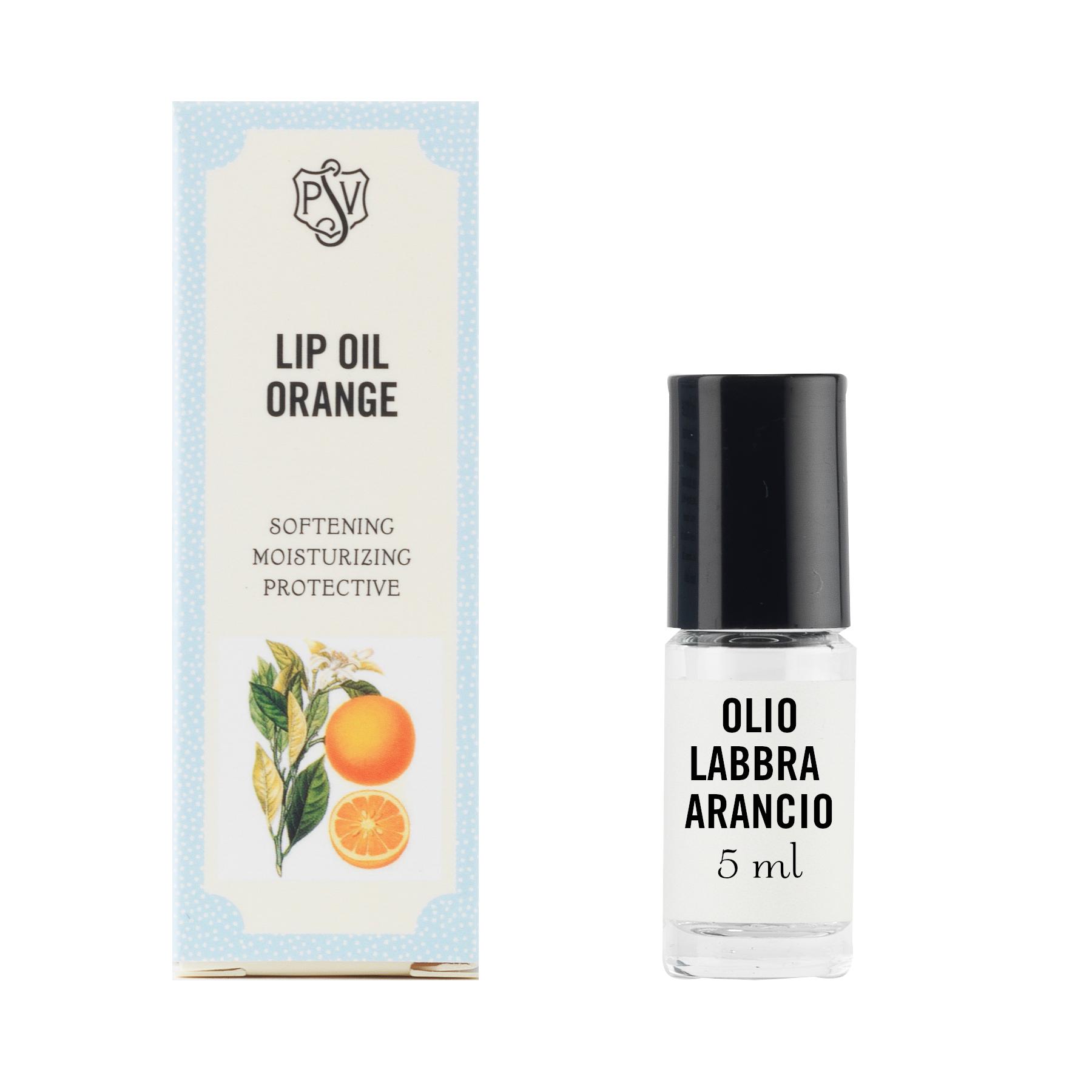LIP OIL orange essential oil-0